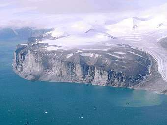 Канада, порода, Баффінова земля, ізотопи