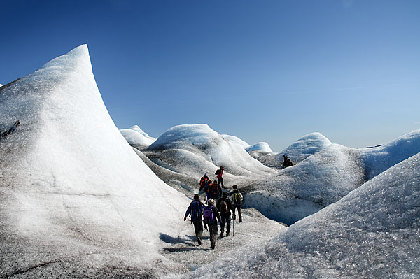 Гренландія, льодовик, буріння