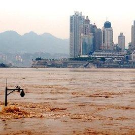 Китай, повінь, жертви