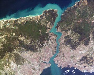 Чорне море, підводна ріка, сила Коріоліса
