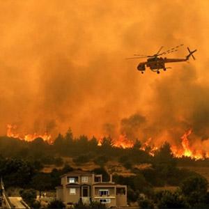 Андалузія, Марбелла, пожежа, стихія