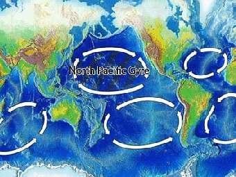 сміття, цунамі, Японія, США, Тихий океан