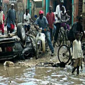 повінь, Гаїті, стихія