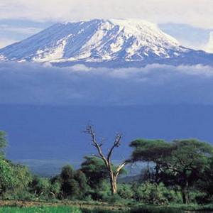 Кіліманджаро, вулкан, Африка