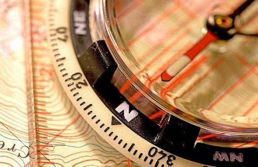 винахід, світловий компас, вчені