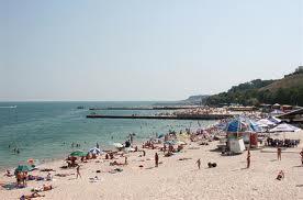 думка геологів, Одеса, пляж, пісок