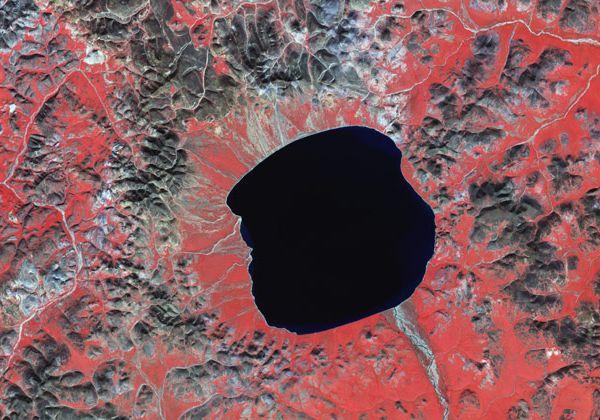 озеро Ельгигитгин, осадові породи, Геологічне товариство Америки