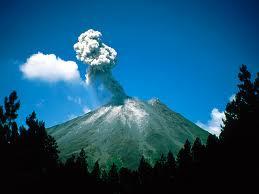 вулкан, ритм, виверження, дослідження вчених