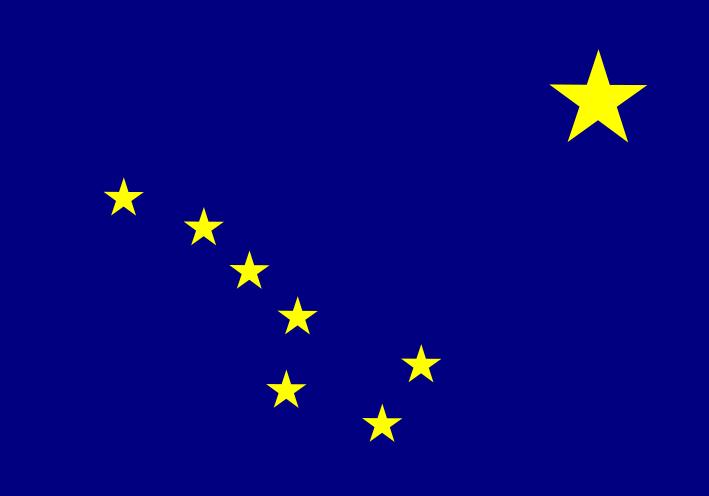 Прапор аляски створив 13 річний