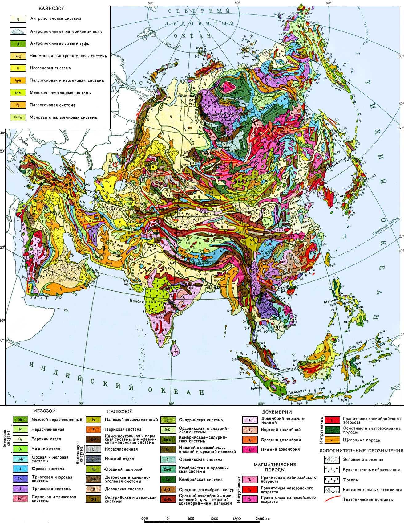 Геологічна будова