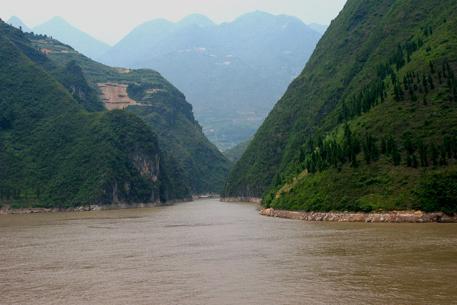 Поворот тибетських річок
