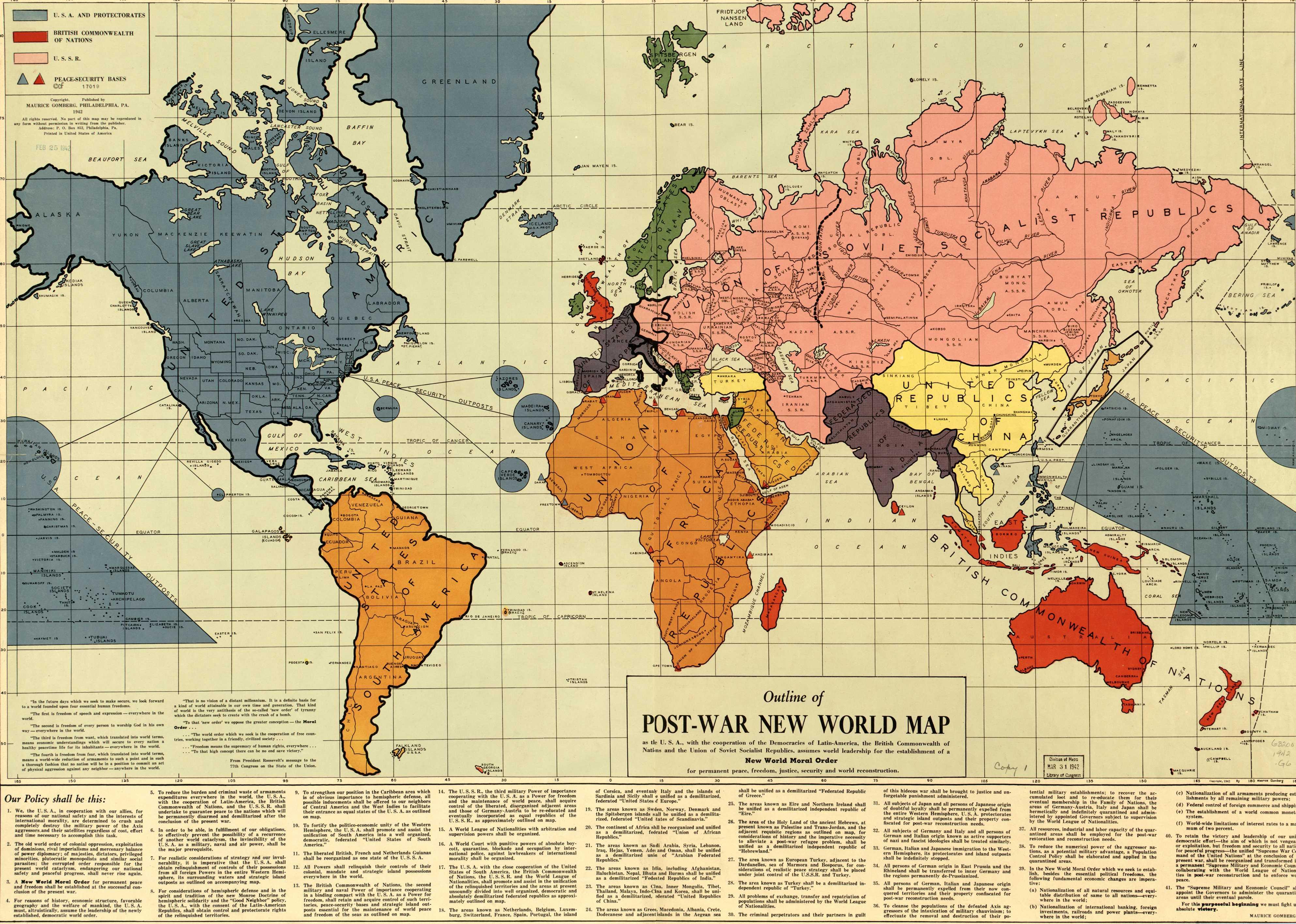Формування політичної карти світу. Ч.2. - Економічна географія ...