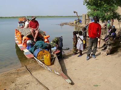 Західна Африка, транспорт, зовнішньоекономічні зв'язки, рекреація, туризм