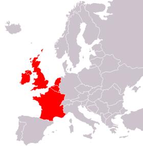 Загальнівідомості про регіон західна