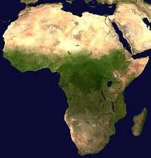 Економіко-географічна характеристика, Африка