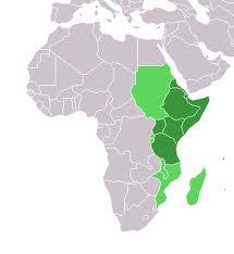 Загальні відомості, регіон, Східна Африка, площа, густота населення, Бурунді